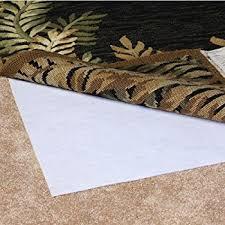 Rug Gripper Pad For Carpet Amazon Com Magic Stop Non Slip Indoor Rug Pad Size 4 U0027 X 6 U0027 Rug
