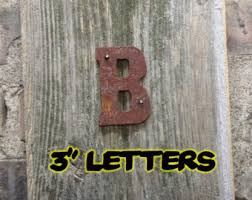 Home Decor Initials Letters Custom Rustic Decor By Customcutdecor On Etsy