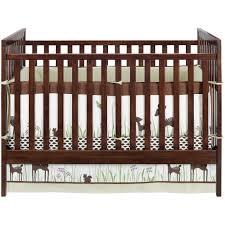 Espresso Baby Crib by Baby Relax Forrest 4 In 1 Crib Espresso And Walnut Walmart Com