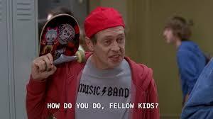 Band Kid Meme - how do you do fellow kids has become the how do you do fellow