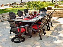 Patio Furniture Rhode Island by Poly Lumber Furniture Free Delivery In Ct Ma Ri Kloter Farms