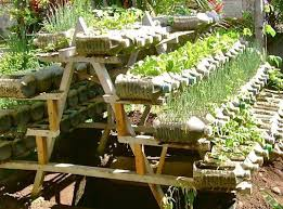 Vegetable Container Garden - vegetable container gardening for beginners interesting ideas