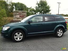 Dodge Journey Sxt - 2009 dodge journey sxt in melbourne green pearl 529831
