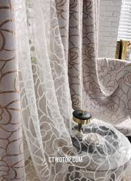 Colorful Patterned Curtains 15 Photos Moroccan Pattern Curtains Curtain Ideas