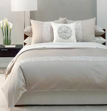 White Cream Bedroom Furniture by Bedroom Contempo Grey Cream Bedroom Design Using Single Light