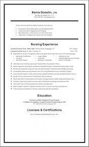 One Page Resume Samples by 9 Best Lpn Resume Images On Pinterest Nursing Resume Resume