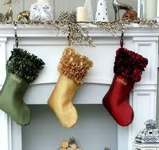 velvet christmas modern christmas ruffle cuff burgundy gold green