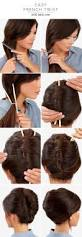 Easy Updo Hairstyles Step By Step by 14 Fabulous French Twist Updos Pretty Designs