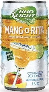 Bud Light Margaritas Bud Light Lime Mang O Rita