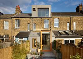How To Build A Victorian House by Alma Nac Adds Skylights To Landells Road House Extension