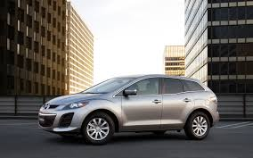mazda car brand mt then and now 2007 2012 mazda cx 7