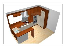 plan cuisine ouverte sur salon argileo