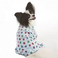lookin u0027 good owl print dog pajamas blue with same day shipping