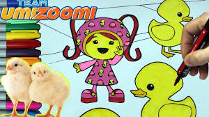 team umizoomi coloring page episode 8 milli and coloring