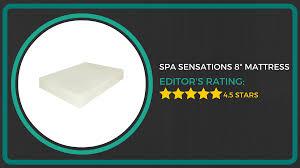 Latex Vs Memory Foam Sleepopolis Spa Sensations 8
