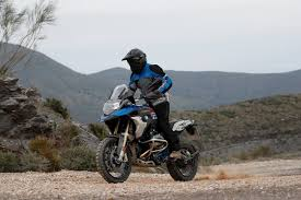 bmw r1200gs rallye 2017 on review mcn