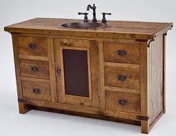 rustic bathroom cabinets vanities rustic bathroom sink cabinets comfortable cabinet design