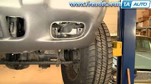 2002 jeep liberty fog lights how to install replace fog light jeep grand cherokee 99 04 1aauto