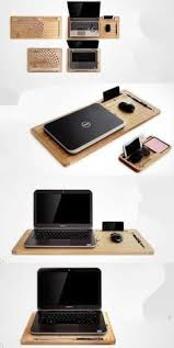 Laptop Desk Stand A Cool Desk Makeover That S For You And Your Laptop Laptop