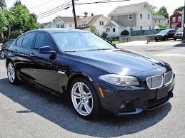 2013 bmw 550i xdrive 2013 bmw 5 series 550i xdrive m sport pkg 52692 blue sedan 8