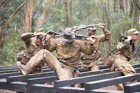 Army Uniform Flag Patch Soldiers Wear New Tropical Uniforms And Boots In Jungle Acu Field Test