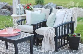 Diy Patio Cushions Thrifty And Chic Diy Projects And Home Decor