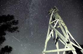 Meteor Shower Lights Perseid Meteor Shower Lights Up Night Sky In Weld County