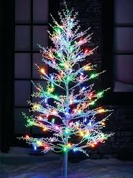 artificial trees mini unlit and lit pre made in usa tree
