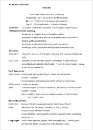 latest resume format 2016 address for sample in word 19 amazing