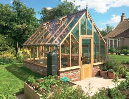 beautiful cedar greenhouse nice ground wall too http garden