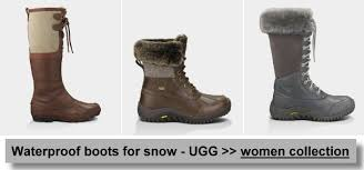 ugg womens boots waterproof stylish waterproof boots for winter no worries about