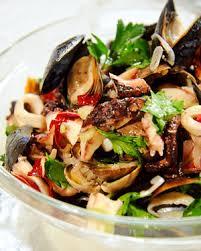 Seafood Recipes For Entertaining Martha by Seafood Salad Recipe U0026 Video Martha Stewart