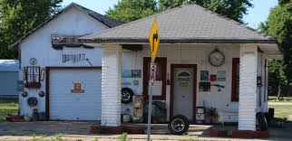 old gas stations u2014the recycled the vacant the falling apart the