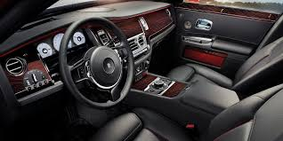 roll royce wraith inside rolls royce the luxury car which is equivalent to a yacht