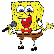 spongebob pictures coloring kids