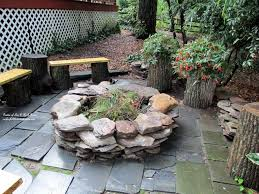 How To Build Your Own Firepit Build Your Own Pit Our Fairfield Home Garden Hometalk