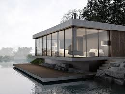 Modern House Blueprints Best 25 Modern Lake House Ideas On Pinterest Water House