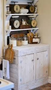Old Farmhouse Kitchen Cabinets 15 Ideas For Decorating Above Kitchen Cabinets Crates Linens