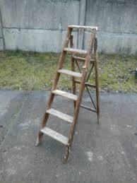 leiter f r treppe regal leiter holz treppe alt bücherregal in berlin treptow