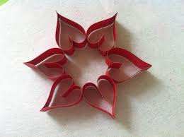 Paper Craft Ideas For Room Decoration Step By Step Best 25 Paper Hearts Ideas On Pinterest Valentine Day Crafts