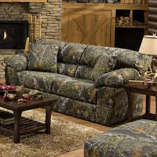 camouflage living room furniture jackson furniture big game camouflage two seat sofa lindy s