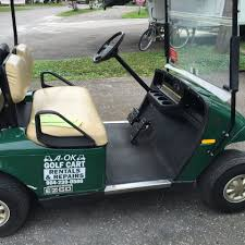 a ok golf cart rentals u0026 repair in jacksonville fl 32218