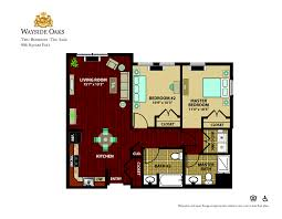 floor plans wayside oaks