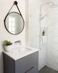 Marble Bathroom Tile Ideas Best 25 Honeycomb Tile Ideas On Pinterest Hexagon Tiles