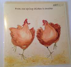 cards 3 for 5 use code cardpromo at checkout tagged chickens