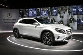 at mercedes usa gla class struts its style at mercedes fashion week