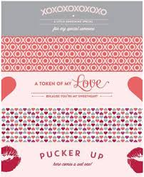 water bottle labels for valentine u0027s day assorted printables