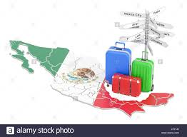 Mexico City On Map by Mexico Map Illustration Stock Photos U0026 Mexico Map Illustration