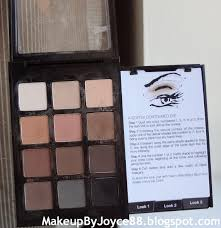 makeupbyjoyce swatches review sonia kashuk