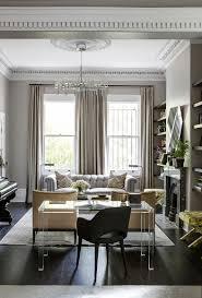 style profile luxe modern living room space modern living